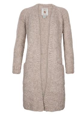 Alpaca Cardigan - Inti Knitwear