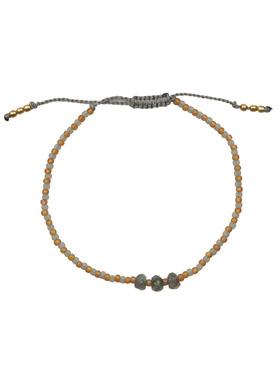 Bright Labradorite Bracelet