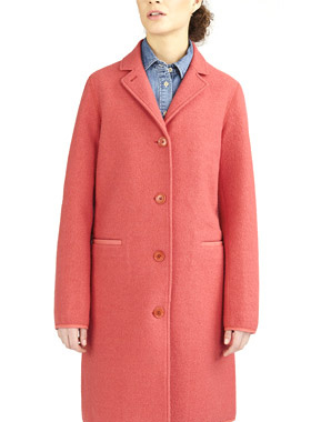 Coat Classic Cayenne - Langerchen
