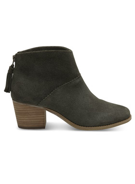 Forest Suede Leila - Toms
