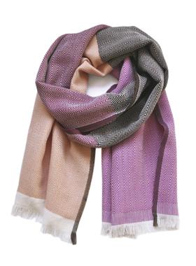 Karigar-Scarf-Pink