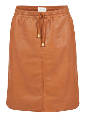 Leather skirt - Alchemist