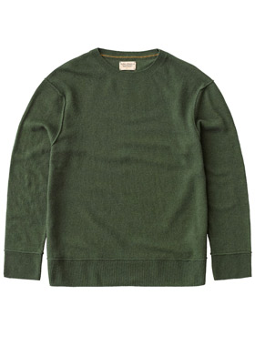 Tony Wool Olive - Nudie