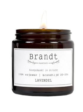 Brandt -Apothekerskaars lavendel