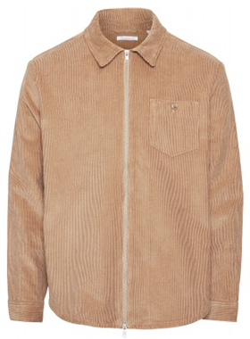Knowledge Cotton Apparel - 8 Wales corduroy overshirt