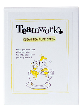 TEAmwork Tea - Clean Tea
