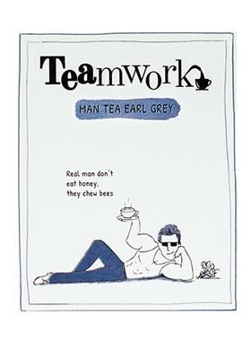 TEAmwork Tea -Man Tea Earl Grey