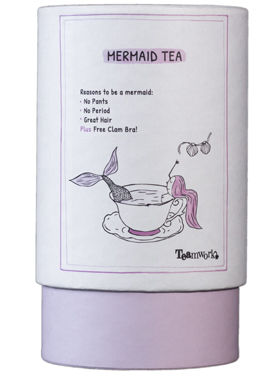 TEAmwork Tea - Mermaid Tea
